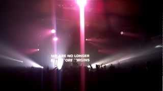 """26: [HD] Above & Beyond f/ Zoe Johnston """"Love Is Not Enough"""" - A&B Live @ Soundstage 2.11.12"""