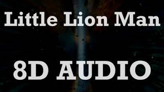 Mumford & Sons   Little Lion Man (8D AUDIO)