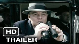 J. Edgar (2011) Official Trailer - High Quality Mp3 Movie - Leonardo DiCaprio New Film