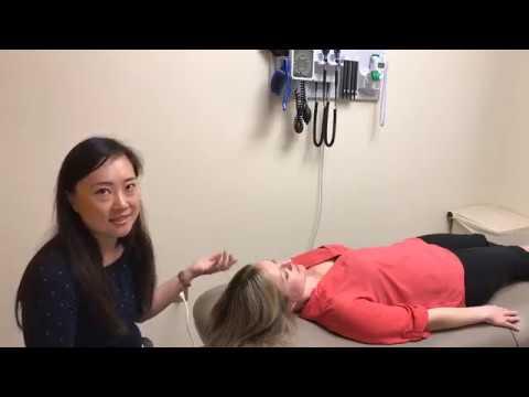 Térdízület ízületi lézeres kezelés