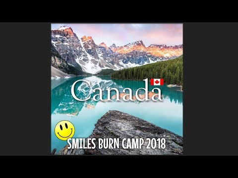 SMILES Burn Camp Update!