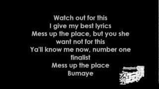 Major Lazer - Watch Out For This (Bumaye) (Songtext/Lyrics)