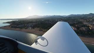 Marbella (Spain) in Microsoft Flight Simulator Release Version
