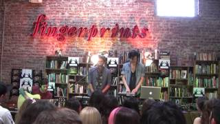 3OH!3 - Back To Life LIVE @ Fingerprints Music 06.18.13