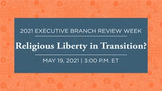 Click to play: Religious Liberty in Transition?