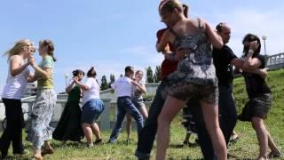 В Чебоксарах прошел мастер-класс по шотландским танцам