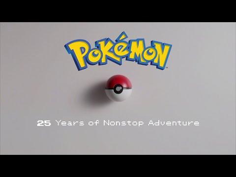 《寶可夢》25週年發佈會上公開《寶可夢》系列遊戲、桌游、動畫等產品