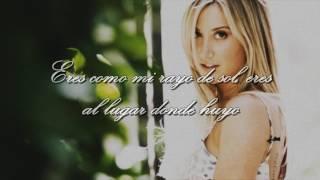 Ashley Tisdale - Me Without You [Traducida al Español]