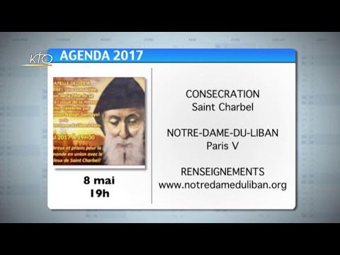 Agenda du 5 mai 2017
