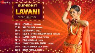 Superhit Lavani Songs - Video Jukebox   Apsara Aali, Wajle Ki Bara, Aase Wajwa Ki & More