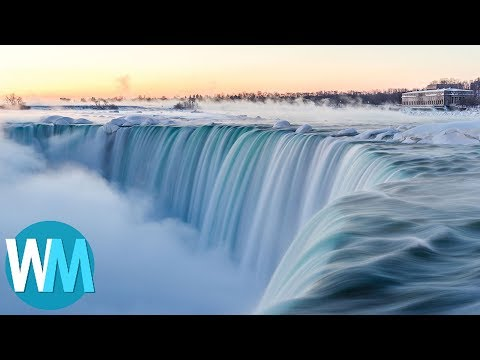 Top 10 Beautiful Waterfalls In The World Mp3
