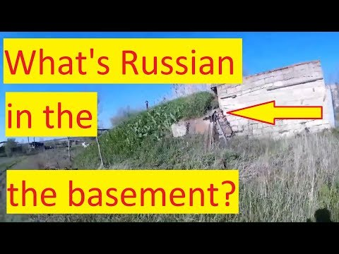 What to be in the Russian basement?