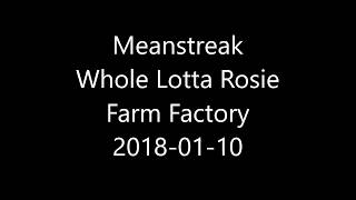 Whole Lotta Rosie by Meanstreak - AC/DC Tribute Band - Rehearsal Sessions