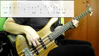 Red Hot Chili Peppers   Otherside (Bass Cover) (Play Along Tabs In Video)