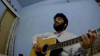 Arijit Singh | Main Bhi Nahin Soya | SOTY 2 | Vishar - Shekhar | Acoustic Cover By Bhanupratap.
