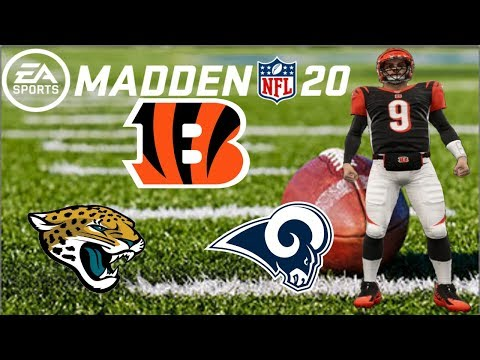 Madden NFL 20 PS4 Gameplay (Career Mode Ep.7)