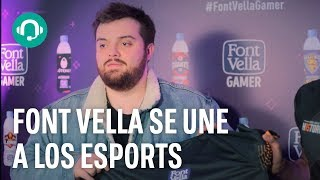 Font Vella entra de lleno en los esports patrocinando a Giants, Team Queso, MAD Lions y x6tence