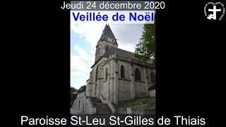 2020-12-24 – Veillée de Noël