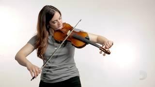 D'Addario CT-14 NS Micro Violin Tuner