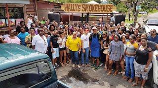 Road Trip to Wally's Smokehouse! (Recap)