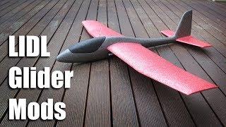 LIDL Chuck Glider Mod