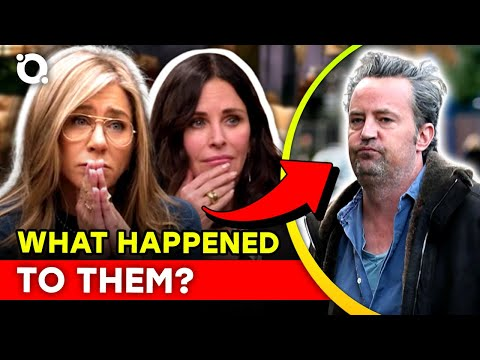Friends Cast: Where Are They Now?⭐OSSA