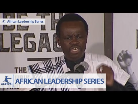 PLO Lumumba If Africa Doesn't Unite It Will Be  Colonized Again Mp3