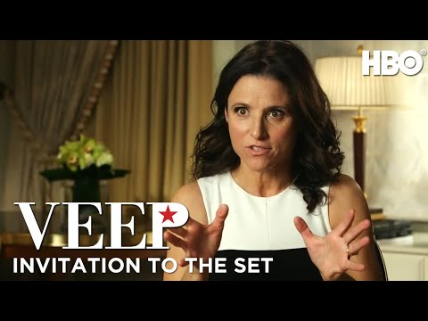 Veep Season 3 (Behind the Scene)