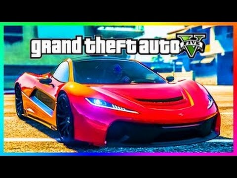 GTA V - T20 with Modded Paintjob - смотреть онлайн на Hah Life