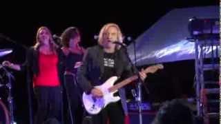 """Joe Walsh """"I Like Big T*ts"""" Live at Sioux Falls Jazzest 7-28-2012"""