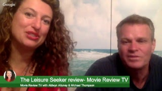 The Leisure Seeker review - Movie Review TV