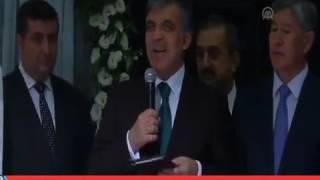 Атамбаев на свадьбе сына турецкого бизнесмена Ахмета Каи
