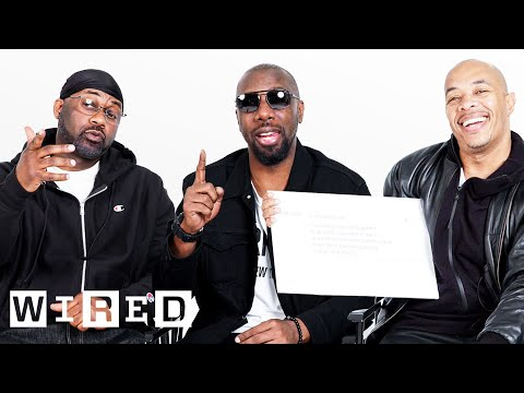 Wu-Tang Clan Answer the Web's Most Searched Questions | WIRED