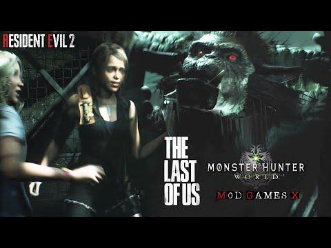 Resident Evil 2 RE - Rajang | Monster Hunter