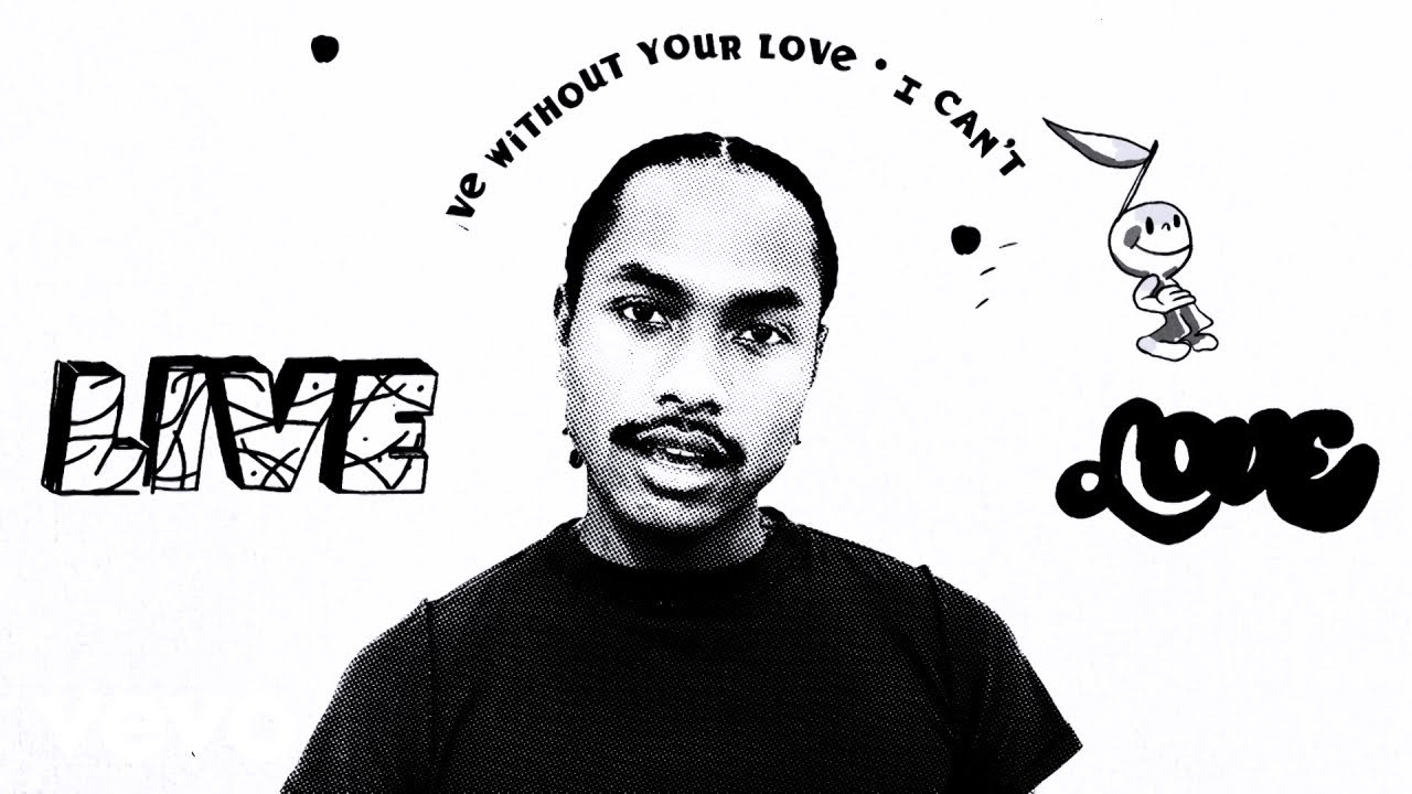 Love Regenerator x Steve Lacy – Live Without Your Love