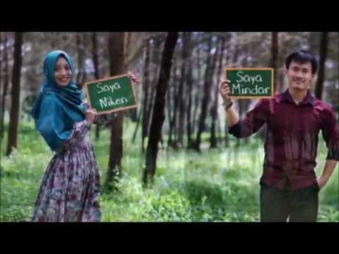 Video Contoh Undangan Pernikahan Online. | Examples of wedding invitations online
