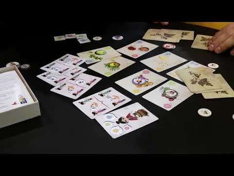 cliquenabend English Rule Explanation (Essen 2017)
