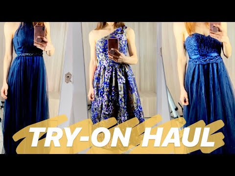 ABITI DA CERIMONIA + CASUAL | TRY-ON HAUL