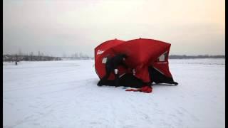 Зимнюю палатку eskimo fatfish 9416