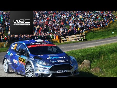 WRC 2 - ADAC Rallye Deutschland 2017: WRC 2 Event Highlights