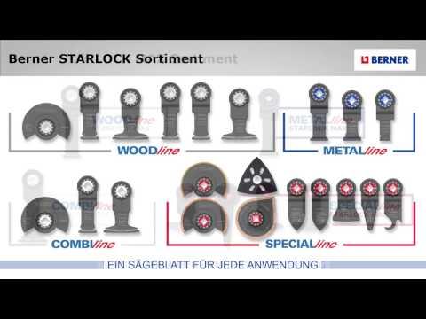 Berner Starlock für alle Anwendungen