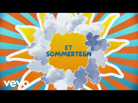 Freddy Kalas - Et Sommertegn (Lyric Video)