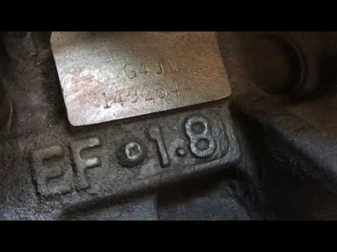 Двигатель G4JN-1492544 1.8 Hyundai Sonata – проверка компрессии