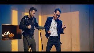 Prince Royce, Marc Anthony   Adicto (Video Lyrics)