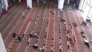 Jamaah Sering Tidur Saat Puasa, Ini Tanggapan Pengurus Masjid Agung Palembang
