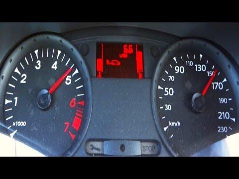 Die Tablette für die Einsparung des Benzins