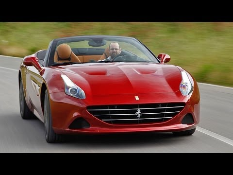 Ferrari California T review - twin-turbo grand tourer tested