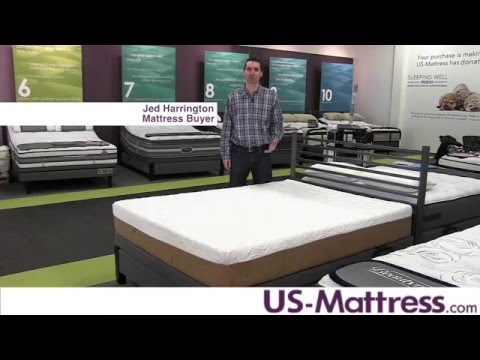 Spring Air Exquisite Gel Memory Foam Mattress Expert Review