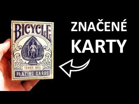 Značené karty s historickým nádechem | Bicycle 1900