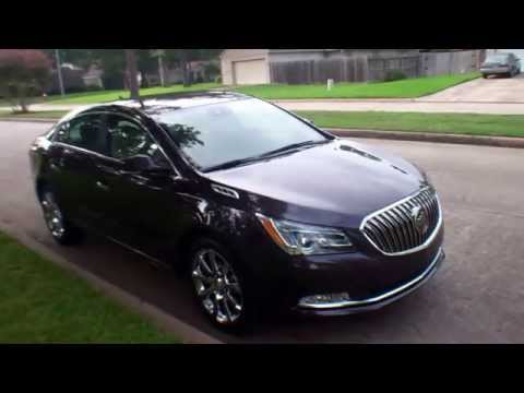 2014 Buick LaCrosse Walkaround With In Wheel Time